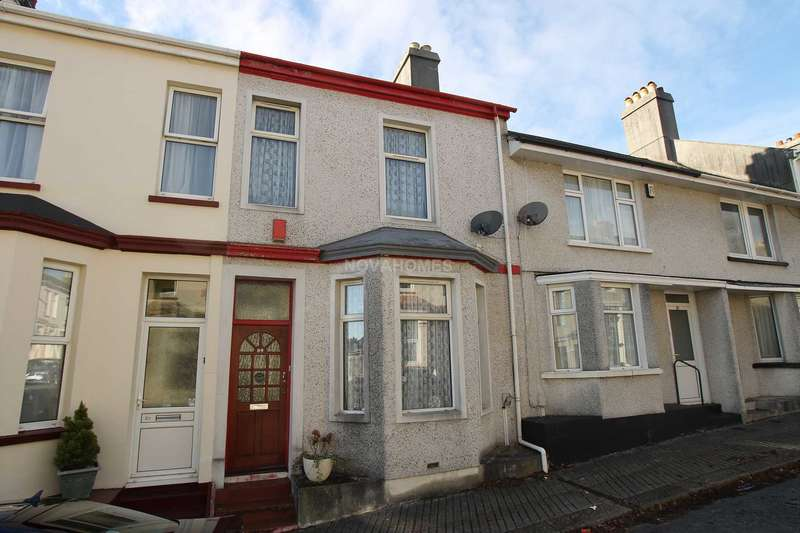 2 Bedrooms Terraced House for sale in Beatrice Avenue, Keyham, PL2 1NX
