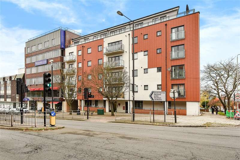 2 Bedrooms Apartment Flat for sale in Osbury Court, 52 Northolt Road, Harrow, HA2