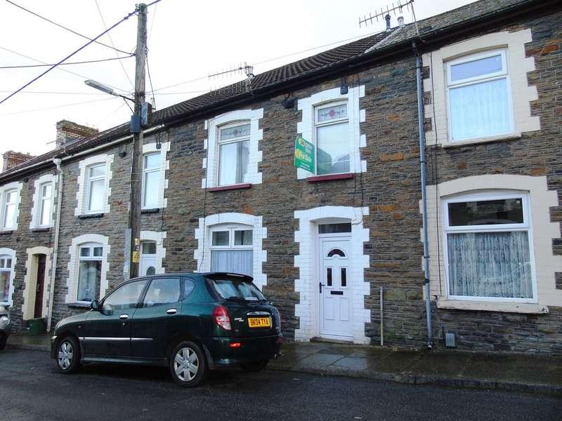 3 Bedrooms Terraced House for sale in Leyshon Street, Pontypridd