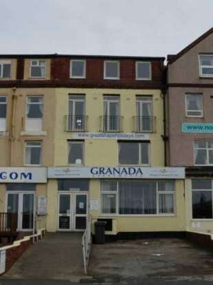 Flat for sale in Queens Promenade North Shore Blackpool