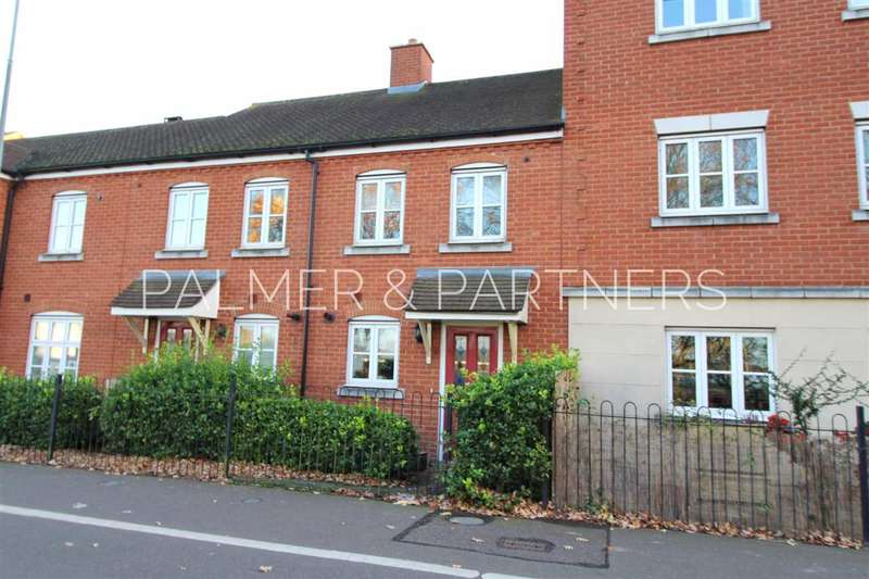 2 Bedrooms Terraced House for sale in Springham Drive, Colchester