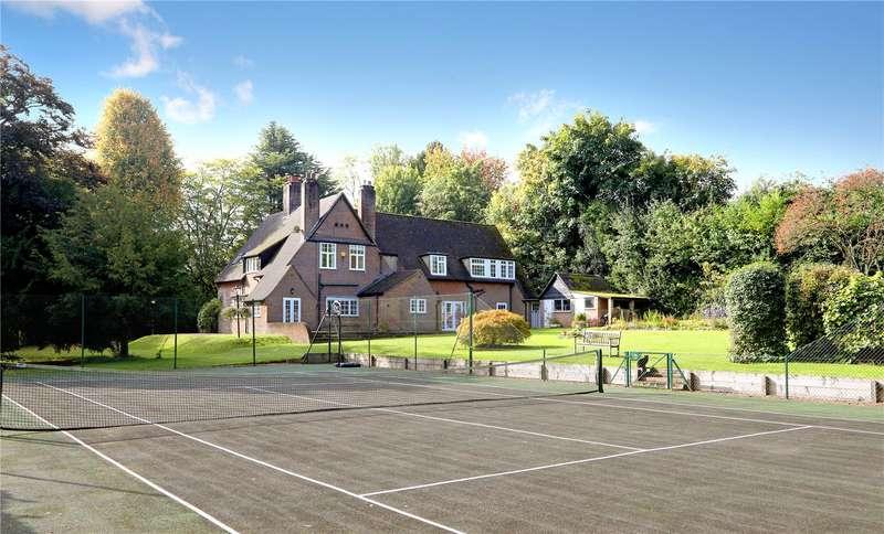 5 Bedrooms Detached House for sale in Martinsend Lane, Great Missenden, Buckinghamshire, HP16