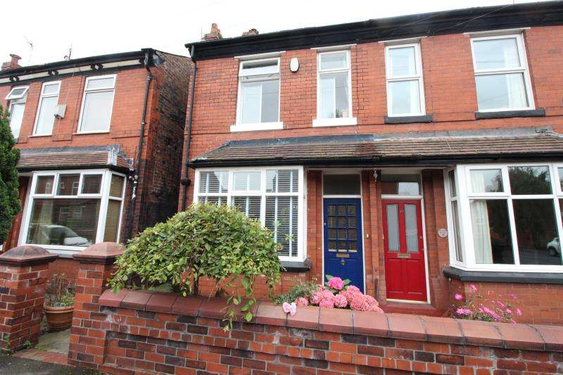 2 Bedrooms Semi Detached House for sale in Cheltenham Road, Cheadle Heath, Stockport