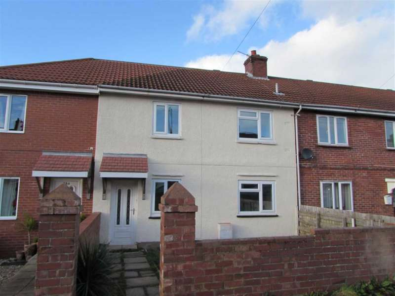3 Bedrooms Terraced House for rent in Phear Avenue, Exmouth