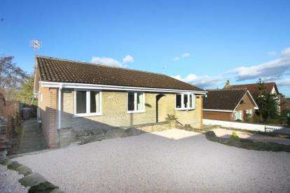 3 Bedrooms Bungalow for sale in Springwood Street, Temple Normanton, Chesterfield, Derbyshire