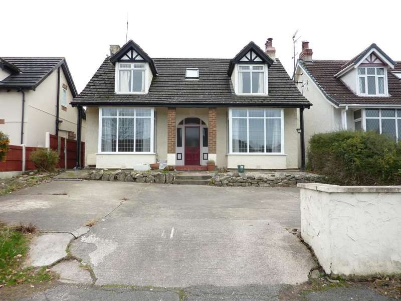 3 Bedrooms Detached House for sale in Llanelian Road, Old Colwyn, LL29 8UN