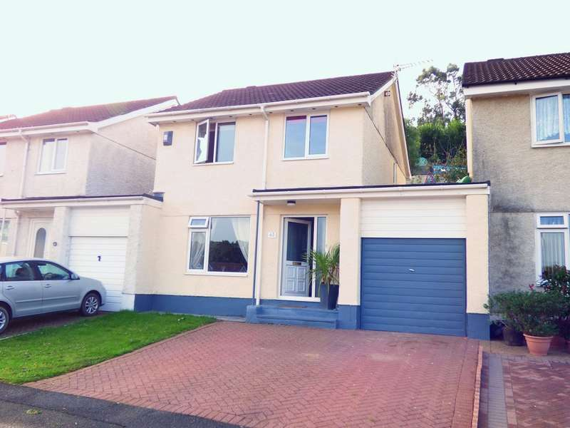4 Bedrooms Semi Detached House for sale in Plympton, Plymouth