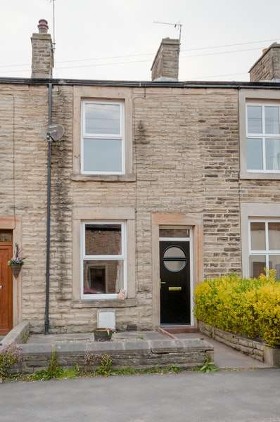 2 Bedrooms Terraced House for sale in Cockerill Terrace, Barrow, Lancashire, BB7