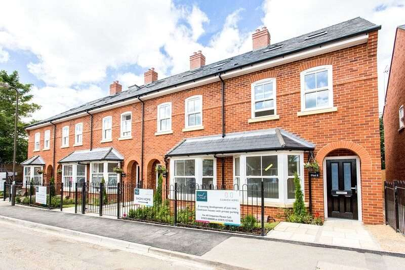 3 Bedrooms Terraced House for sale in Signal Walk, Station Approach, Marlow, Buckinghamshire, SL7
