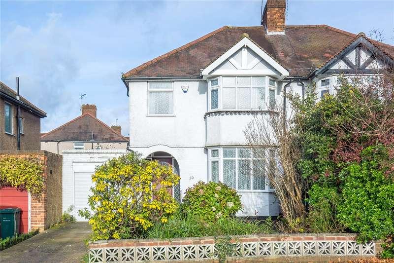 3 Bedrooms Terraced House for sale in Gibbs Green, Edgware, London, HA8