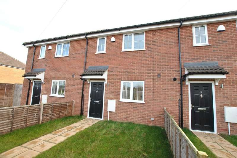 3 Bedrooms Town House for sale in Padworth