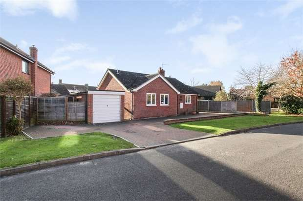 2 Bedrooms Detached Bungalow for sale in Ryecroft Lane, Fowlmere, Royston, Cambridgeshire
