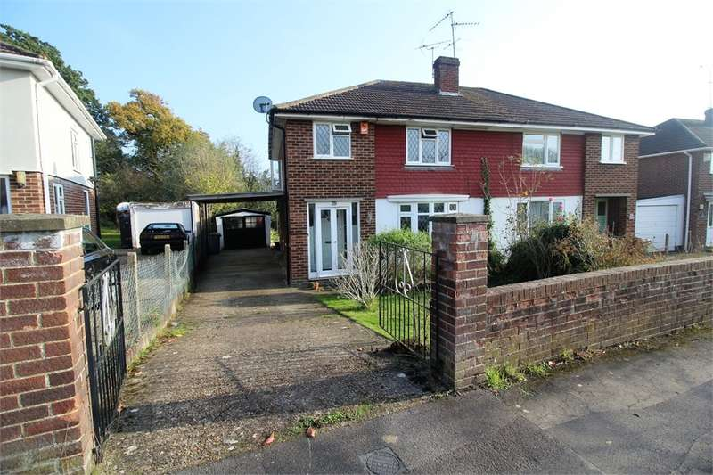 3 Bedrooms Semi Detached House for sale in Haywood Way, READING, Berkshire