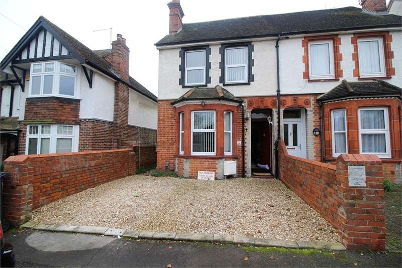 3 Bedrooms Semi Detached House for sale in Craig Avenue, READING, Berkshire