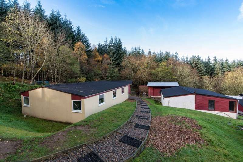 5 Bedrooms Commercial Property for sale in Tor-Nam-Breac, Bunloit, Drumnadrochit, Highland, IV63 6XG