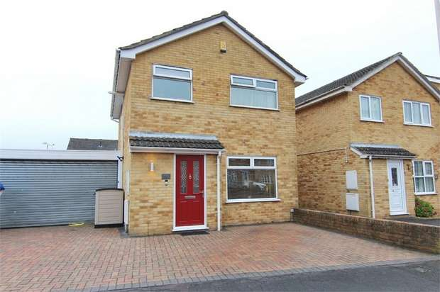 3 Bedrooms Detached House for sale in Meadowbank, North Somerset