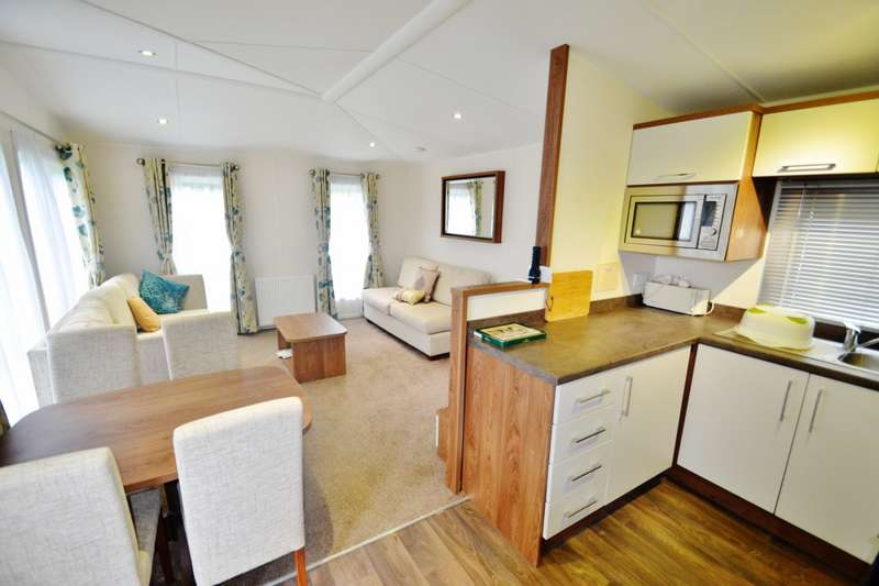 2 Bedrooms Mobile Home for sale in Swanage