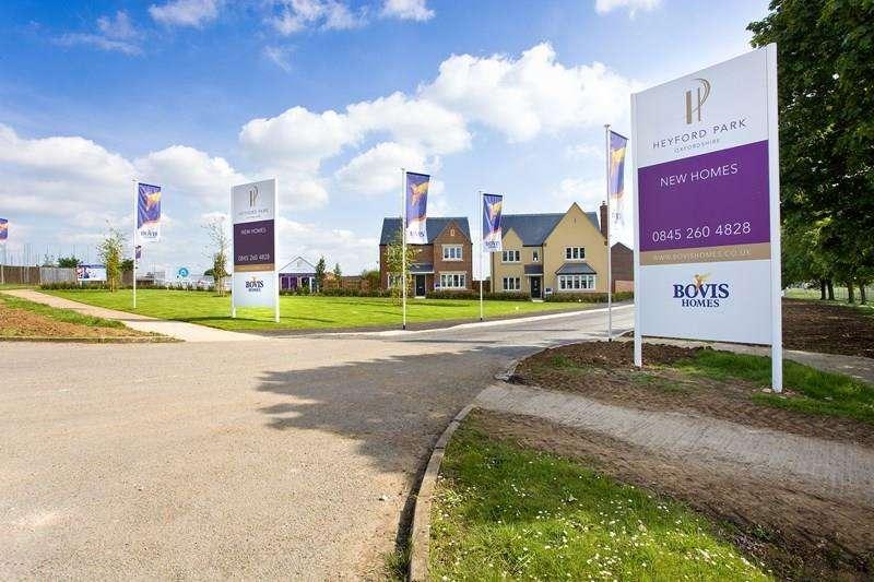 5 Bedrooms Detached House for sale in Heyford Park, Upper Heyford, Bicester