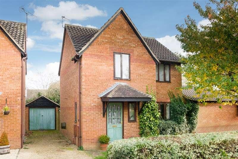 3 Bedrooms Detached House for sale in Mill Close, Deddington, Banbury