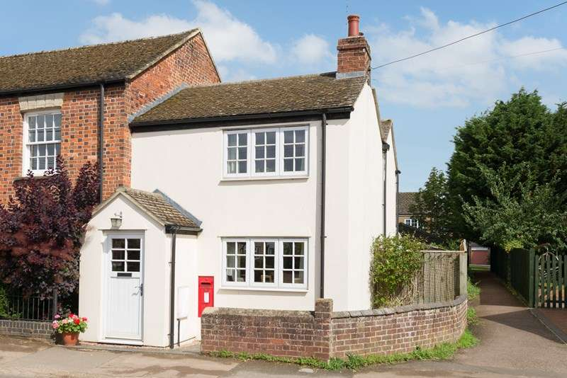 2 Bedrooms Cottage House for sale in North Street, Middle Barton, Chipping Norton
