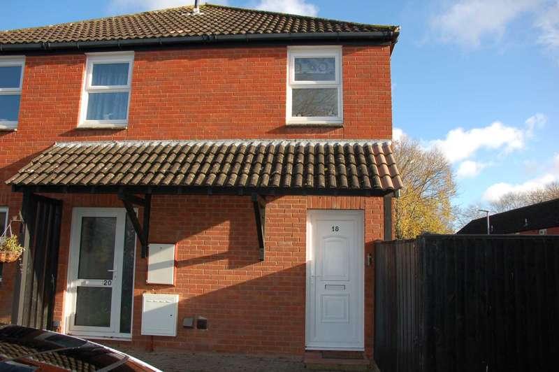 2 Bedrooms Flat for sale in Yarlington Close, Norton Fitzwarren