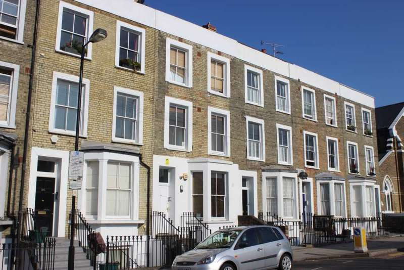 2 Bedrooms Flat for sale in Westbourne Road, Islington