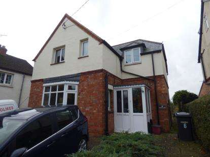 3 Bedrooms Detached House for sale in Doves Lane, Moulton, Northampton, Northamptonshire