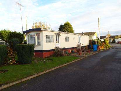 2 Bedrooms Mobile Home for sale in Star Mobile Home Park, Coven, Wolverhampton, Staffordshire