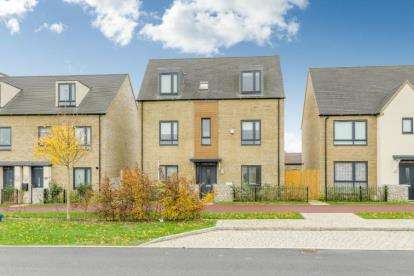 4 Bedrooms House for sale in Hayton Way, Tattenhoe Park, Milton Keynes