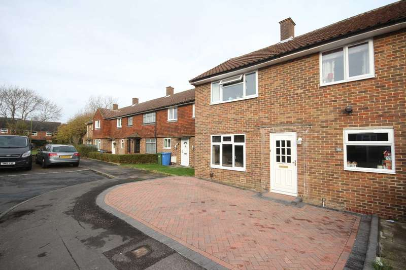 3 Bedrooms Semi Detached House for sale in Wilwood Road, Priestwood