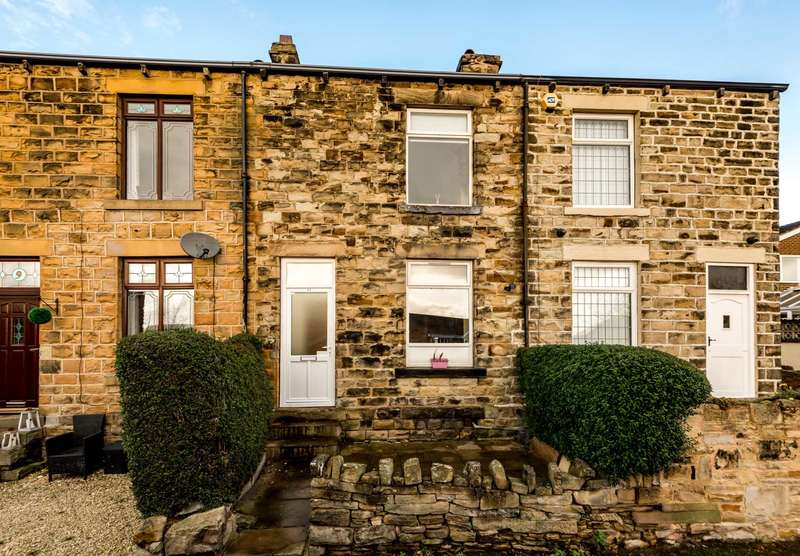 2 Bedrooms Terraced House for sale in 11 School Street, Tingley, Wakefield, WF3 1DS