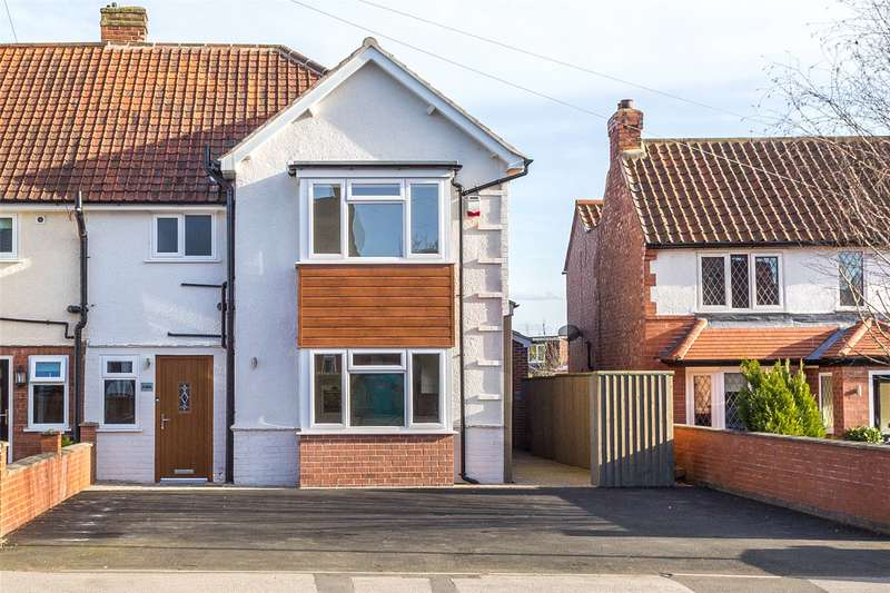 3 Bedrooms Maisonette Flat for sale in Huntington Road, Huntington, YORK, YO32