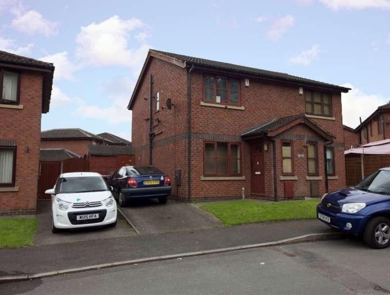 2 Bedrooms Property for sale in Kersal Way, Salford, M7