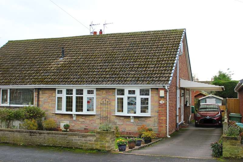 2 Bedrooms Detached Bungalow for sale in The Link, Carlton, Goole