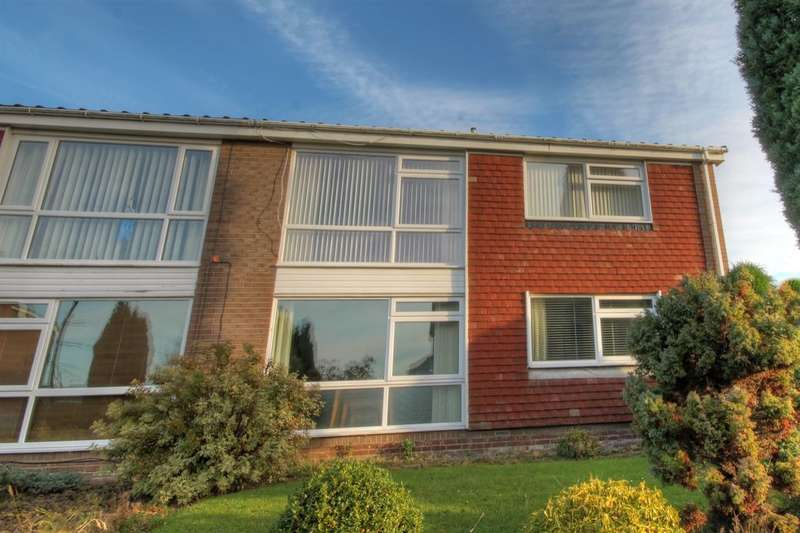 2 Bedrooms Flat for sale in Kings Walk, Chapel Park, Newcastle Upon Tyne, NE5