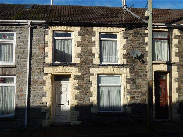 3 Bedrooms Terraced House for rent in Elizabeth Street, Pentre
