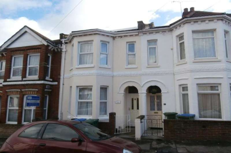 7 Bedrooms Property for rent in Tennyson Road, Southampton, SO17