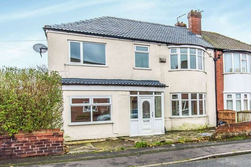 4 Bedrooms Semi Detached House for sale in Harrop Street, Manchester, M18