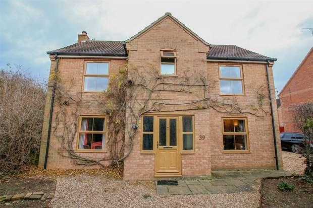 4 Bedrooms Detached House for sale in 39 Philip Rudd Court, Pott Row