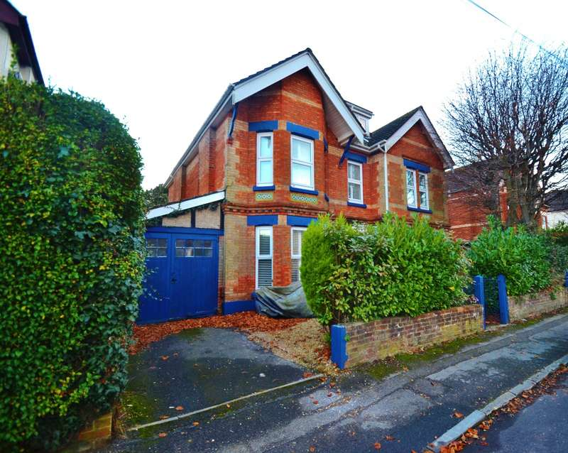 6 Bedrooms Detached House for sale in Bournemouth