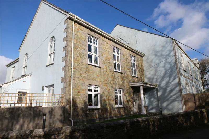 2 Bedrooms Terraced House for sale in Meadow Court, Hendra Road, Stithians