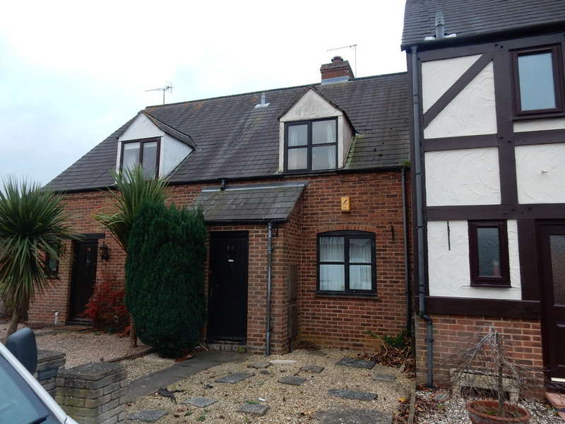2 Bedrooms Terraced House for sale in The Lankets, Badsey