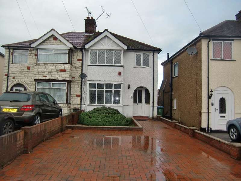 3 Bedrooms Semi Detached House for rent in Fifth Avenue, Watford