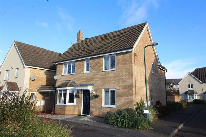 4 Bedrooms Detached House for sale in Standish Court, Peterborough