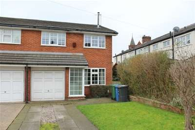 3 Bedrooms Terraced House for rent in Hawthorne Road, Stockton Heath, WA4 6JP