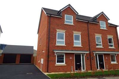 4 Bedrooms Semi Detached House for rent in Lakeside Boulevard, Churchbridge, Cannock, WS11