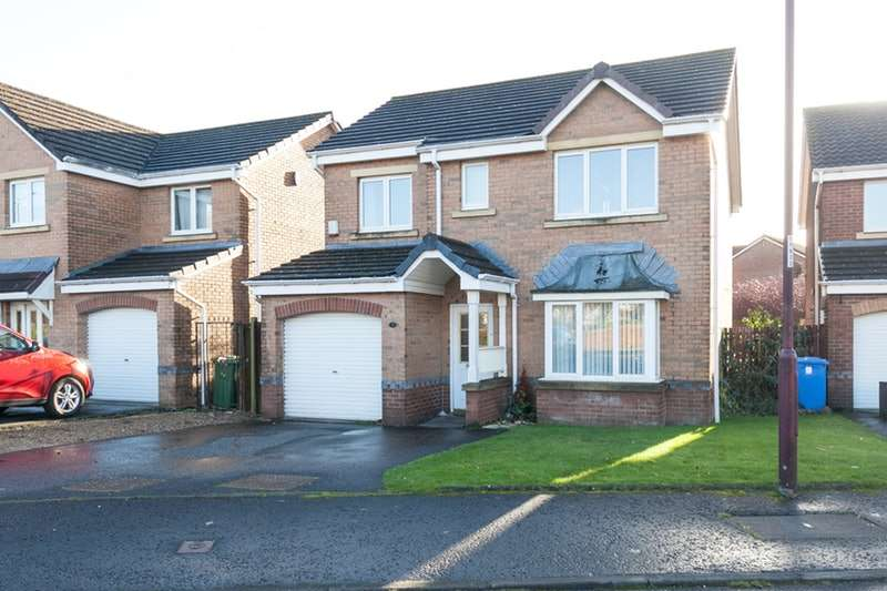 4 Bedrooms Detached House for sale in The Muirs, Alloa, Clackmannanshire, FK10