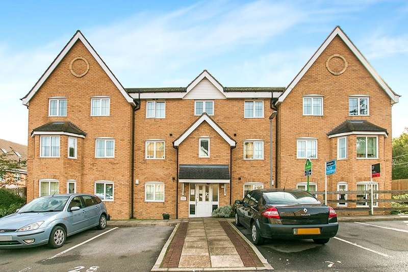 2 Bedrooms Flat for rent in Bracken Green, East Ardsley, Wakefield, WF3