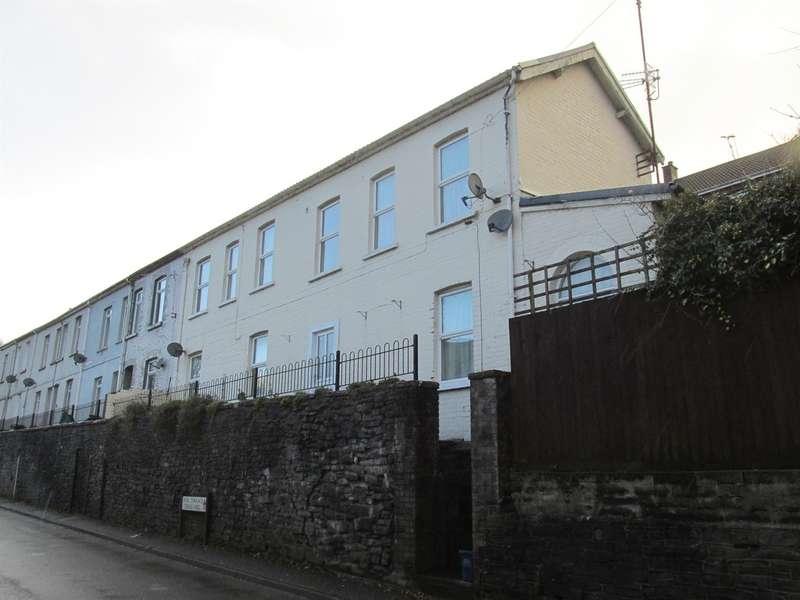 4 Bedrooms End Of Terrace House for sale in Noel Terrace, Aberfan, Merthyr Tydfil