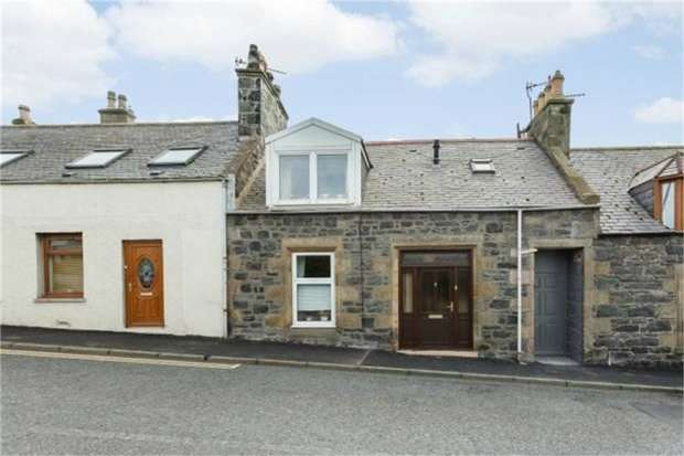 2 Bedrooms Terraced House for sale in Skene Street, Macduff, Aberdeenshire